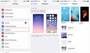 fix iphone 12 11 xs x 8 live wallpaper