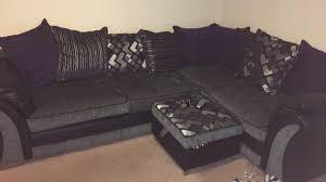 gumtree corner sofa