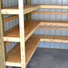 diy corner shelf garden shed shelves 2 corner shelves for garage or garage corner shelf plans