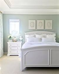 white furniture design. Walls Are Restoration Hardware Silver Sage (gray/green/blue Tranquil Spa-like Feel), Furniture Is Painted Sherwin Williams (premium In Satin Finish) Elder White Design