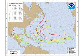 Hurricane Tracking Chart How To Use A Hurricane Tracking Chart