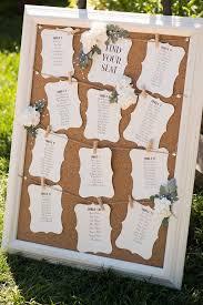 cork board wedding seating chart seatingignments seatingchart weddingtables