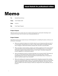 Memo Proposal Format Best Photos Of Proposal Memo Example Business Proposal