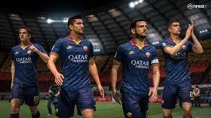 Roma fora do FIFA 21
