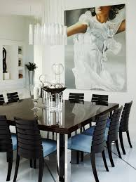 dining room design exquisite neotric dining room with ening 12 seater dining table also cool chandelier design also amusing white granite floor also