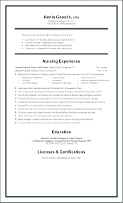 lpn sample resume objective for writing skills one page