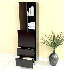 tall wooden bathroom cabinets tall bathroom storage