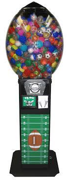 Bouncy Ball Vending Machine Impressive Football Bouncy Ball And Toy Vending Machine