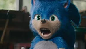 New Design For Sonic Sonic The Hedgehog Movie Reveals Official Redesign Ign