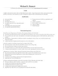 Payroll Clerk Resume Simple Committee Clerk Cover Letter Sample Of Cover Letters For Resume