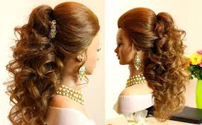 Curly Hairstyle Medium Length Hair Curly Updo Hairstyles Pinterest