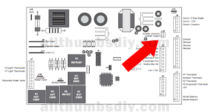 ge refrigerator computer wiring diagram wiring diagram technic how to fix a ge profile refrigerator that is not coolingallthumbsdiy ge profile refrig pfcf1nfwa motherboard