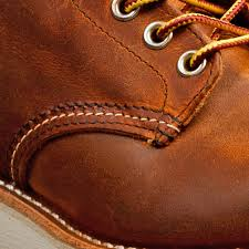 oil tanned leather is a very durable and leather