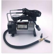 Bơm Điện 12V Mini Công Suất Lớn Chuyên Bơm Hơi Ô Tô Xe Nén Khí, Xe Máy Ô Tô  Xe Đạp Bơm Lốp Xe Nhỏ Gọn, Tiện Dụng - Bơm xe đạp