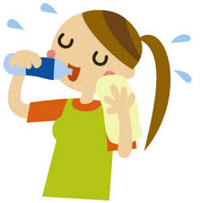 「イラスト水分補給」の画像検索結果