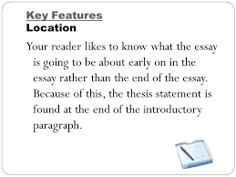 the roadmap of your essay the thesis statement definition the the sport of basketball why is writing the best subject