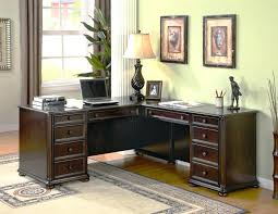 home office desk with drawers. Office Desk With Drawers Home L Shaped Contemporary Desks . E