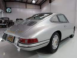 The 1966 Porsche 912 Coupe By Karmann Featured Here Is Finished In The Desirable Color Combination Of Silver Metallic With A Gorgeous Porsche 912 Porsche Coupe