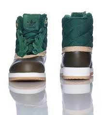 adidas Navvy Quilt Boot (Green) - G63275 | Jimmy Jazz & ... adidas - Boots - NAVVY QUILT BOOT ... Adamdwight.com