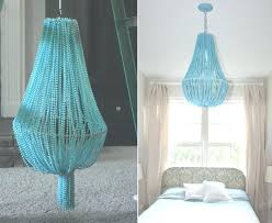 full size of mayfair blue bead chandelier how to make a out of beads turquoise beaded
