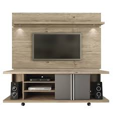 Wade Logan Lucca Entertainment Center & Reviews
