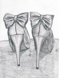 shoes heels drawing. high heels drawing shoes
