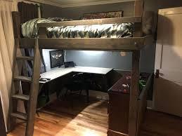 loft beds with desk under cool full bunk bed desk and best loft bed desk ideas on home design bunk ikea loft bed with desk australia