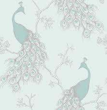 duck egg blue shabby. Fine Decor Empress Peacock Shabby Chic Wallpaper Duck Egg Blue/Teal Fd40713 Blue R