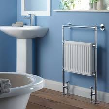Marquis - Traditional Hydronic Heated Towel Warmer - 36