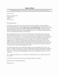 Application Letter Sales Manager Amazing Cover Letter Sales