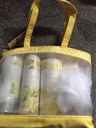 brand new unopened marks and spencer honeyle gift bag