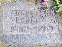 "Frances Fern ""Fannie"" Farley (1898-1920) - Find A Grave Memorial"