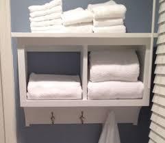 towel bar with towel. 30 Inch Towel Bar Wooden Rail Bathroom Hooks Shelf With Stand Alone
