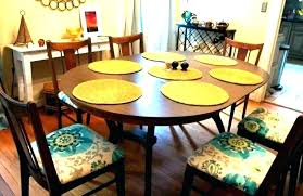 dining room chair cushion covers dining room chair seat covers cushions replacement for kitchen chairs cushion