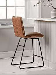 new alden counter stool tan