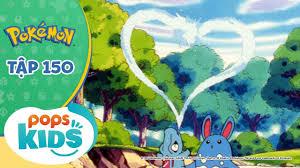 S3] Pokémon Tập 150 - Những Bước Nhảy Tình Yêu Của Waninoko -Hoạt Hình  Pokémon Season 3