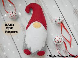 Christmas Gnome Pattern Best Decorating Ideas