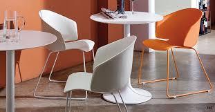 dream white designer cafe tables