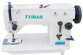 Walking Foot Leather Sewing Machine