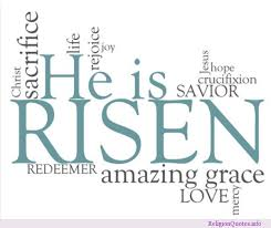 Christian Easter Quotes And Sayings. QuotesGram via Relatably.com