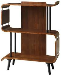 vienna retro short bookcase pc611