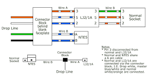 telephone extension lead wiring diagram wirdig wiring diagram for a bt master socket wiring