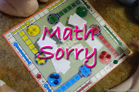 Wooden Sorry Board Game Math SorryMulti Aged and Abled Math Game peacecreekontheprairie 47