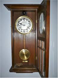 antiques atlas arts and crafts wall clock