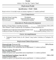 One Page Resume Sample One Page Resume Sample Two Page Resumes One ...