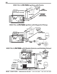 Msd 6al wiring diagram points wdtn pn9615 page 059 with distributor