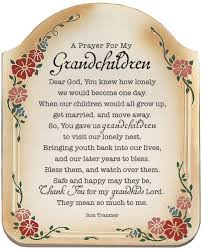 Christian Quotes About Grandchildren Best of New Year Christian Prayer Prayer For My Grandchildren