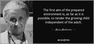 Magellan Montessori On Montessori Quotes Montessori And Maria Simple Maria Montessori Quotes
