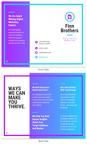 Company Brochure Example 35 Marketing Brochure Examples Tips And Templates Venngage