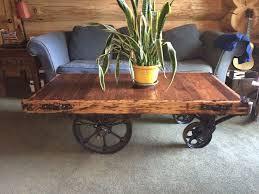 sofa captivating diy cart coffee table 3 8 luxury industrial